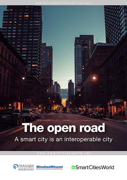 The open road: A smart city is an interoperable city