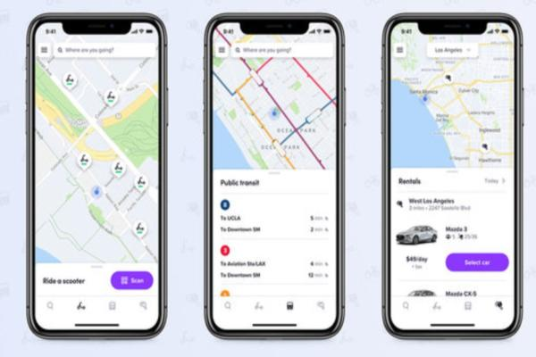 Lyft brings MaaS options to US and Canadian cities