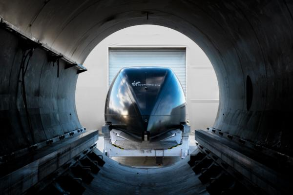 US cities to take a closer look at hyperloop as Virgin Hyperloop One goes on tour