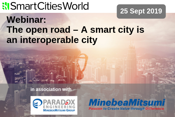 OnDemand WEBINAR: The open road – A smart city is an interoperable city