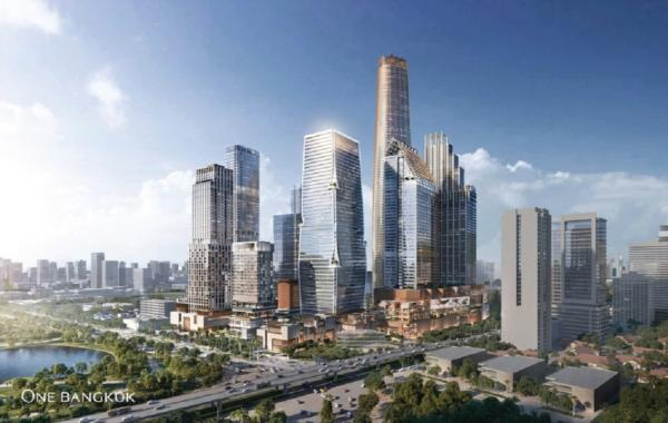 Masterplan unveiled for Bangkok's $3.8 billion integrated smart district