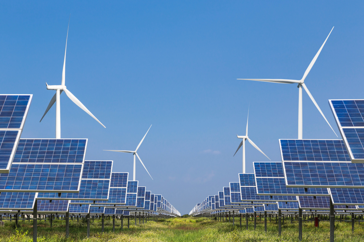 The fund is purely focused on lending to renewable energy and associated projects