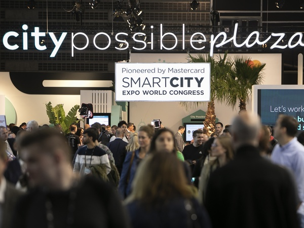 Why Mastercard is 'playing a long game' in smart cities