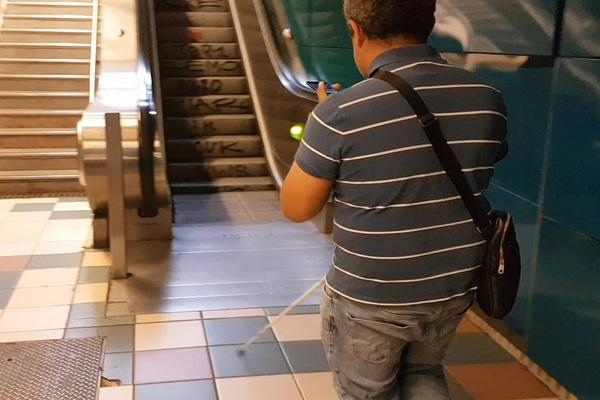 Marseille Metro rolls out wayfinding solution to support people with disabilities