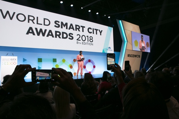 Smart City Expo announces awards finalists