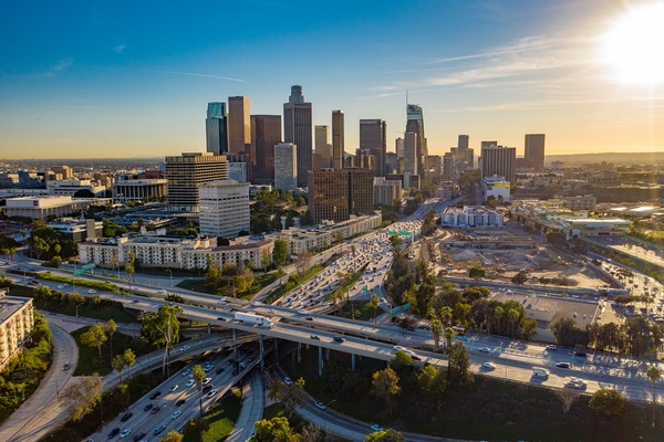Los Angeles announces ambitious zero emissions roadmap