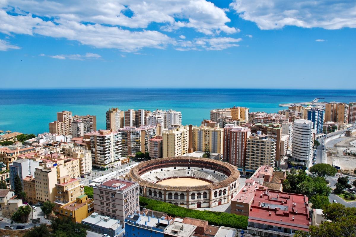 Málaga was named top city for smart tourism alongside Gothenburg