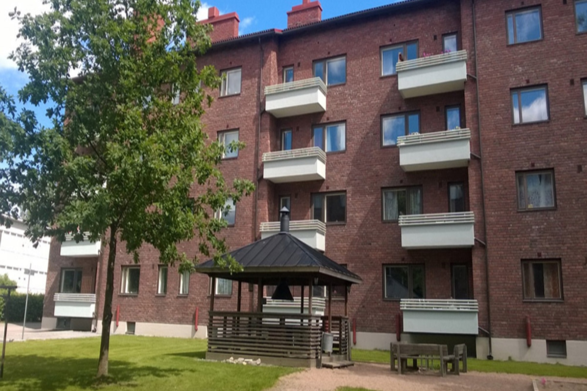 The service is optmising the use of heating in Tampere's student accommodation