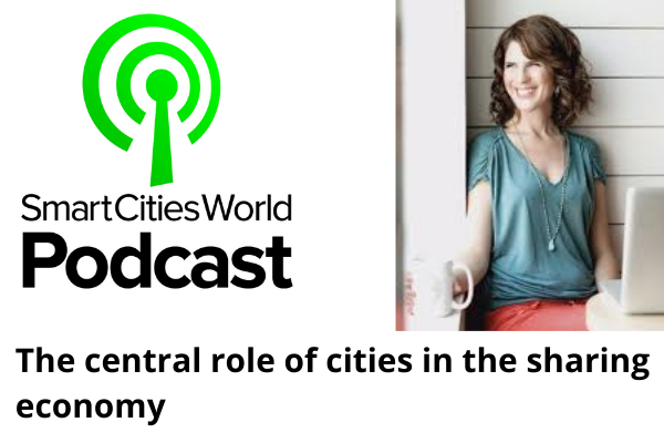 Podcast: The central role of cities in the sharing economy, with Chelsea Rustrum