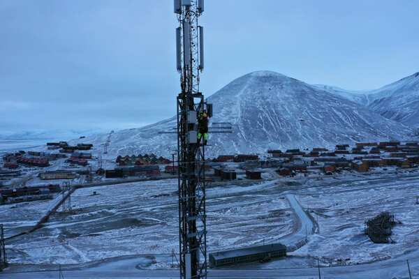 Arctic 5G pilot could improve emergency services and avalanche warnings