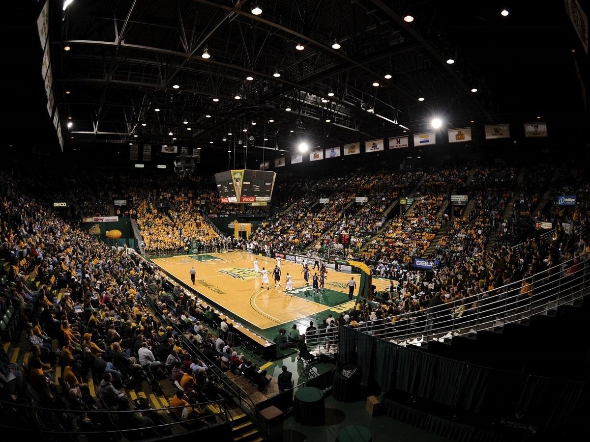 Image: George Mason Athletics (image not during the active shooter exercise)