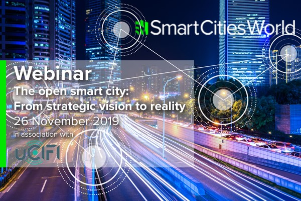 WEBINAR: The open smart city: From strategic vision to reality