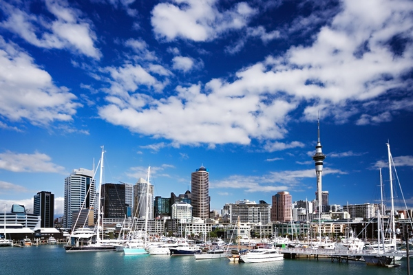 Life was far more normal for Auckland citizens than in many other cities during the pandemic